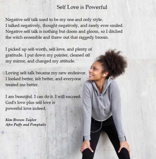 Self Love is Powerful