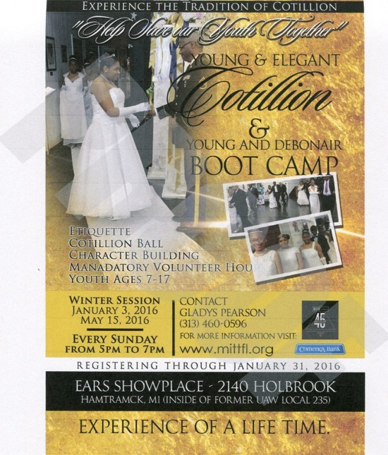 Cotillion Boot Camp